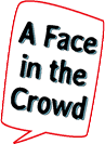 Face in the crowd image